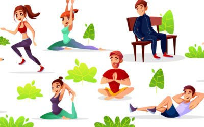 Zdrowy Kręgosłup. Ćwiczenia dla każdego.